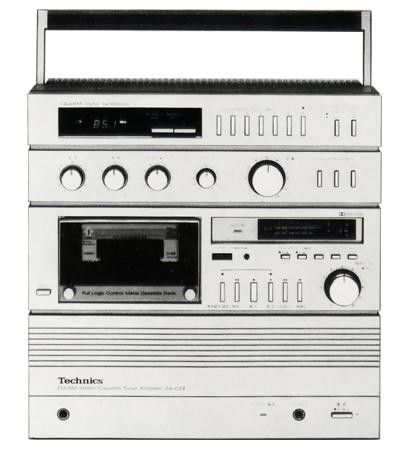 Technics SA-C07 (1981)