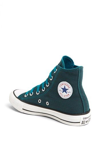 Converse Chuck TaylorA� All StarA� High Top Sneaker (Women) | Nordstrom | See more about High Top Sneakers, Converse Chuck Taylor and Chuck Taylors.
