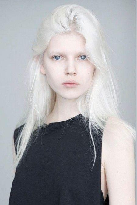 Albino white girl with big ass sorry