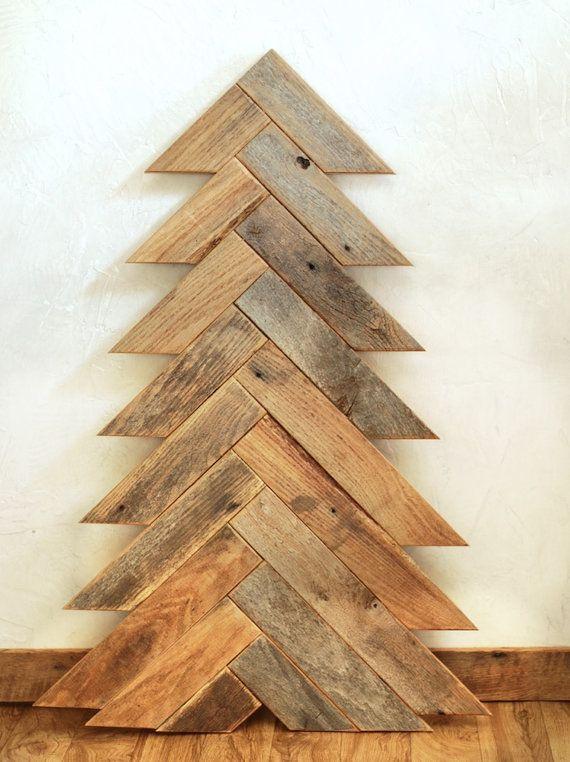 Hey, I found this really awesome Etsy listing at https://www.etsy.com/listing/204147003/barn-wood-christmas-tree-herringbone