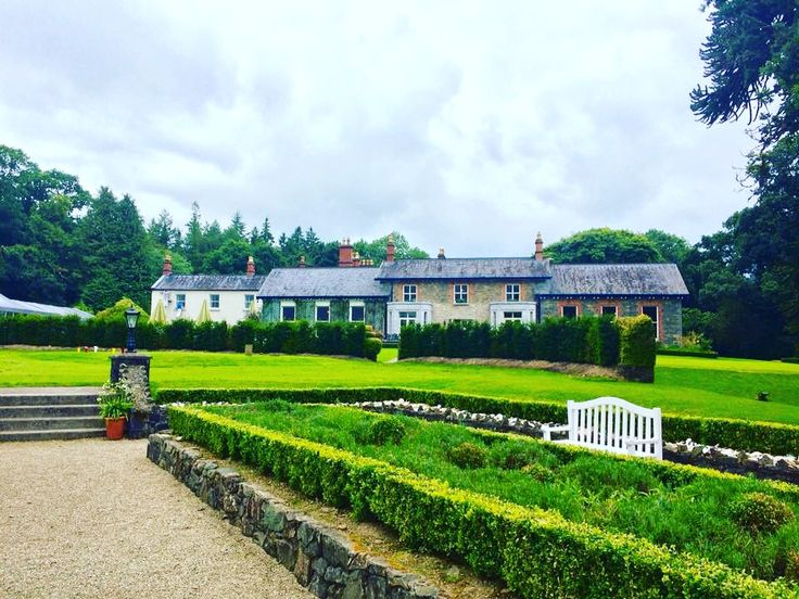 Virginia Park Lodge located in Virginia, County Cavan, Ireland. Located about an hour west of Dublin, this former hunting lodge dating from the 1700s was recently purchased and renovated by celebrity chef Richard Corrigan. Corrigan's philosophy on using seasonal, locally-sourced ingredients is  always present as much of the food prepared there is grown in the on-site gardens.