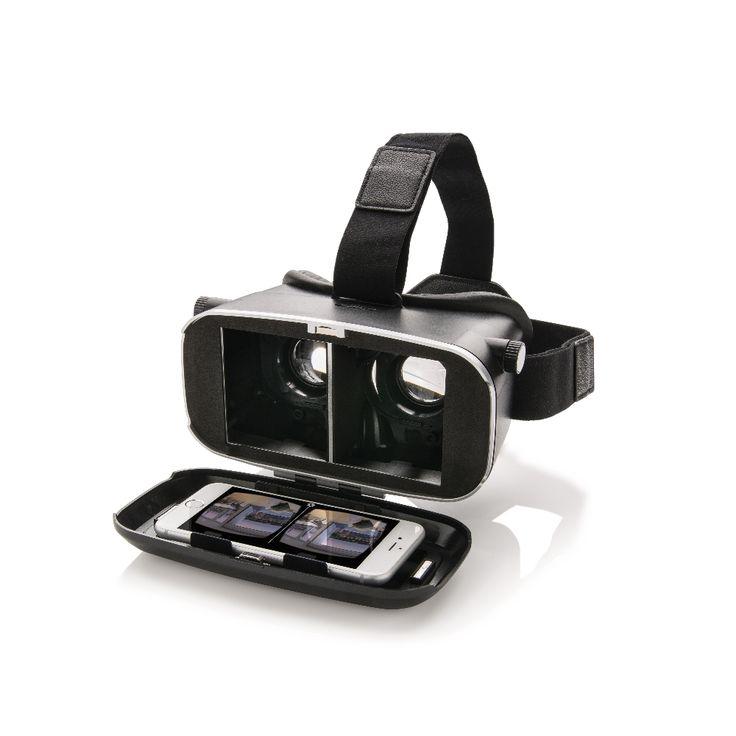Expérimentez la réalité virtuelle ainsi que la réalité augmentée avec cette nouvelle génération de casques VR 3D.Une ambiance hors de communpour un budget plus que abordable.