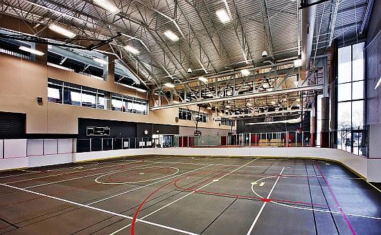 Image result for running track ilstu fitness center