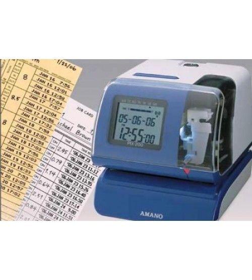 Mesin Time Stamp Amano PIX 200