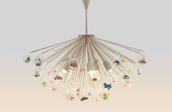 Capsule lamp by Design Systems