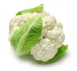 Cauliflower - fresh produce veg in Bali. best way to cook this least wanted veg is bake it with using white sauce. Guarantee you will want it more and love Cauliflower :)