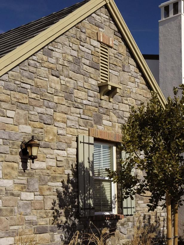 35 Best Images About Stone Veneers For Beautiful Curb