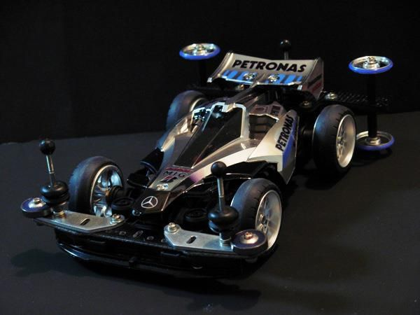 Mini 4wd Spareparts - foto 7