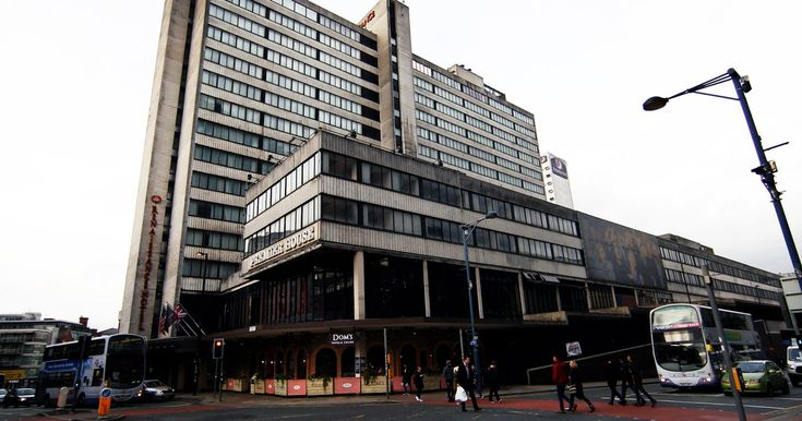 The Ramada Renaissance hotel complex, on Deansgate, is to be turned into a new 5* hotel, shops, flats and a public square under plans by developers Urban&Civic