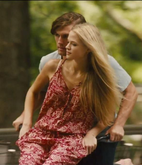 Love the movie and love the jumpsuit #endless love