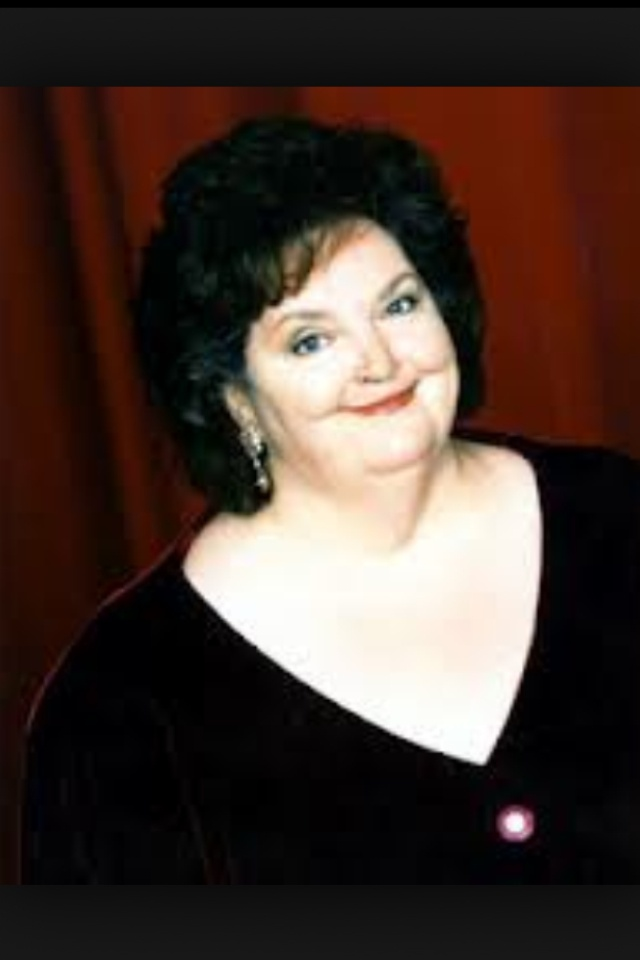"""Cape Breton singer Rita MacNeil, known for her song, """"You're Flying On Your Own"""" died from surgery complications on April 16th~2013"""