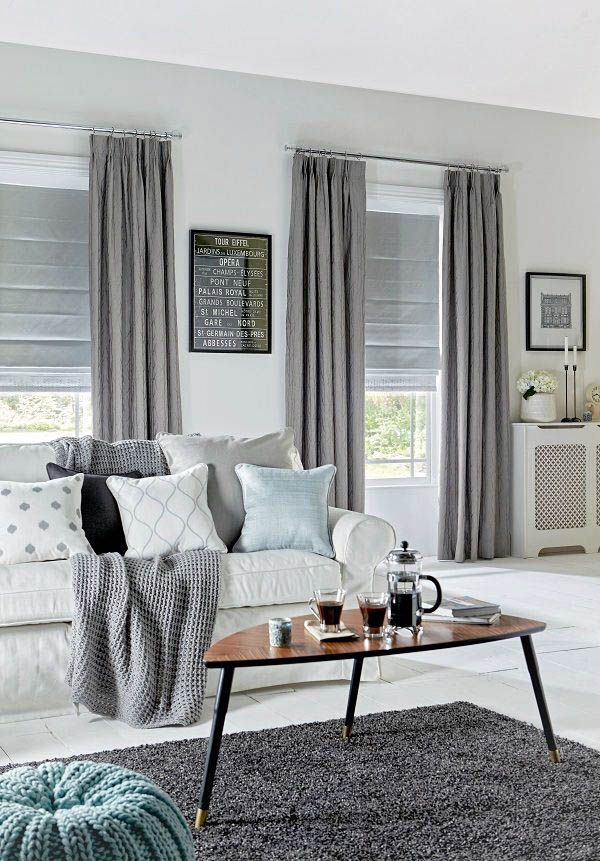 Nice Nice Curtains For Living Room Made Easy Living Room Blinds Curtains Living Room Curtains With Blinds #nice #living #room #curtains
