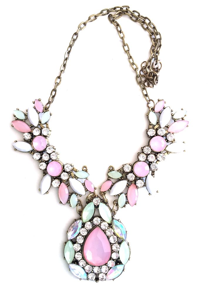 CELIA Necklace --------------------- SHOP :: www.sparklyfix.com