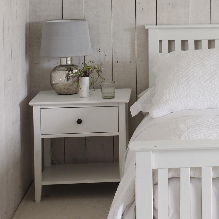 White Company Hampton bedroom furniture