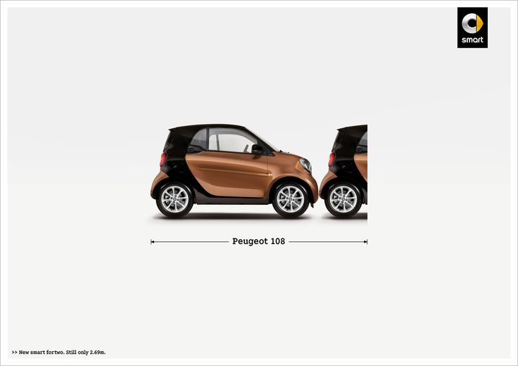 Read more: https://www.luerzersarchive.com/en/magazine/print-detail/smart-59355.html Smart New smart fortwo. Still only 2.69m. Tags: Matthieu Elkaim,Eric Pierre,Smart,Anthony Liétart,Sebastien  Duhaud,Proximity BBDO, Boulogne Billancourt, Paris,CLM BBDO, Paris