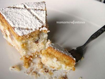 Cassata baked | puff pastry recipe | recipe baked cassata Ricotta cheese cake