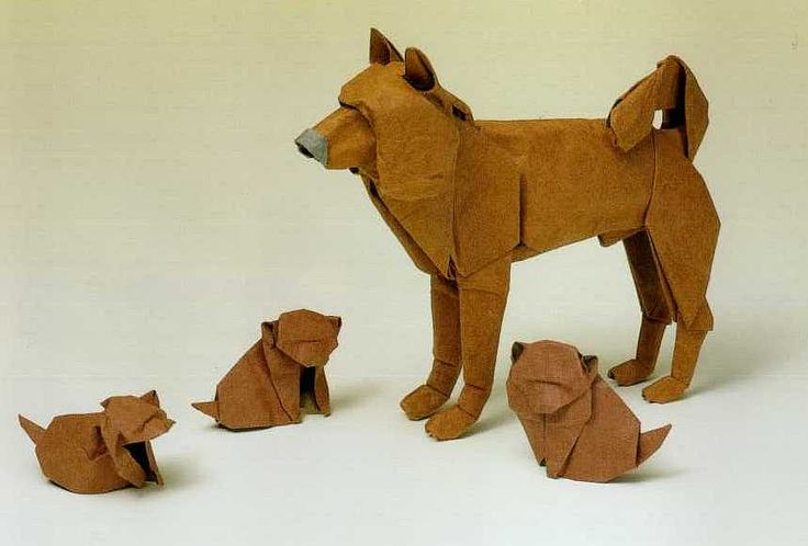 Akira Yoshizawa was an origami master and the first true origami artist.