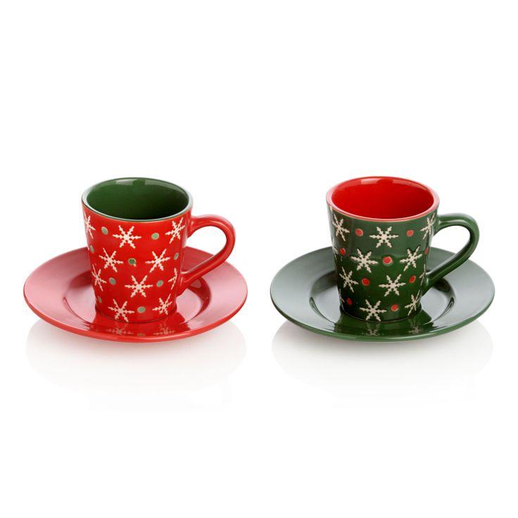 Bernardo santa alt l t rk kahvesi fincan seti 2015 for Weihnachtsideen 2014