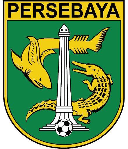 Logo Persebaya Surabaya, Indonesia