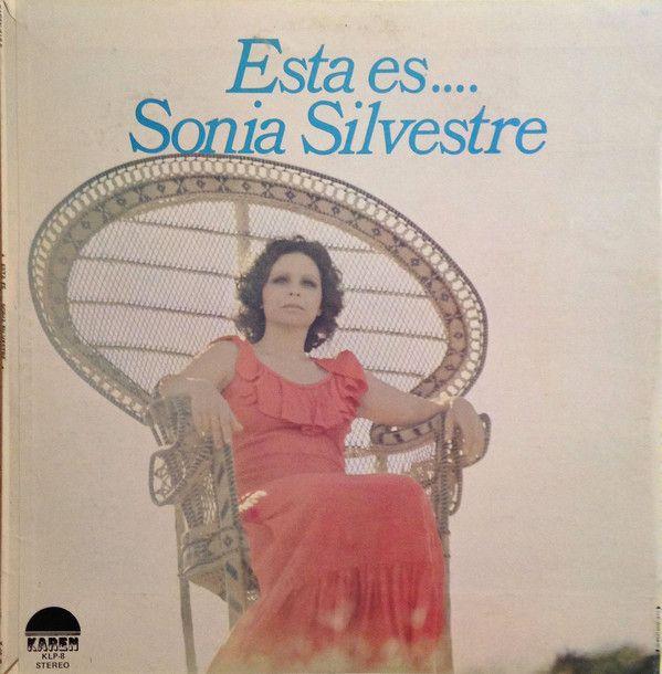 Sonia Silvestre - Esta Es....Sonia Silvestre at Discogs 1975