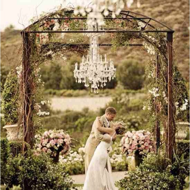 Wedding Chandiler