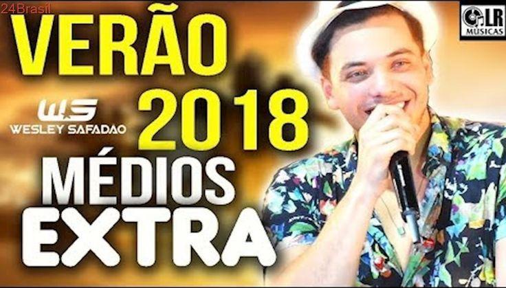 Wesley Safadão - Verão 2018 Médios Ultra - (( LR Músicas ))