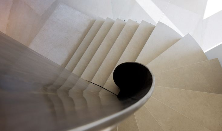 Best Stairs Stone Tread Helical Tintab Contemporary Bespoke Design Manufacturing In 400 x 300