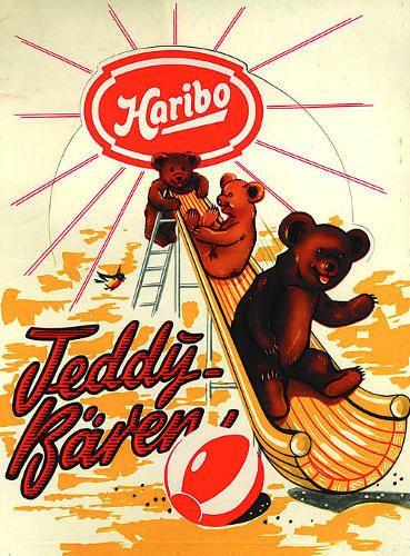 Vintage Haribo poster !