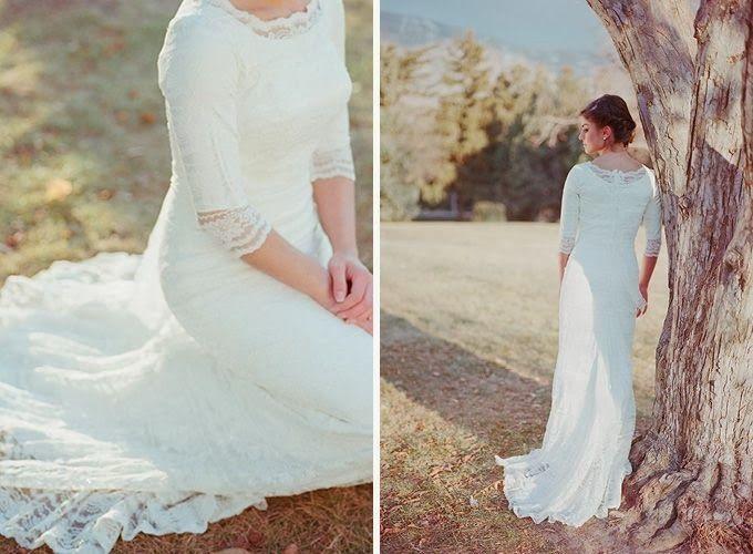 Seleção de Vestidos de Noiva | A Noiva SUD