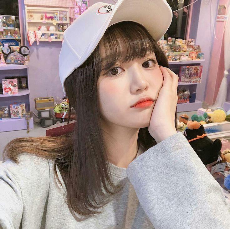 Cute korean communist girl — img 3