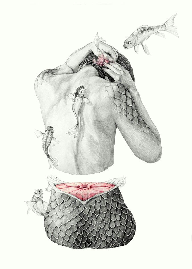 By Elisa Ancori, at artfucksme.com