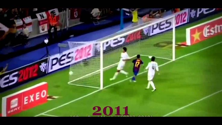 you tube sport Leonel Mesi 10 años de historia (10 years of history)