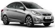 İZMİRCAR | Hyundai Accent Blue Dizel Otomatik Kiralık Araba