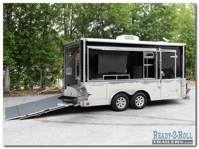 19 Best Images About Tailgating Trailers On Pinterest