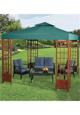 17 best images about gazebo 39 s on pinterest better homes and gardens gazebo canopy and gazebo Better homes and gardens gazebo