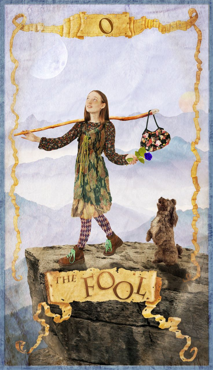 """0"" THE FOOL. by Gregg Hierholzer, gregghierholzer@gmail.com"