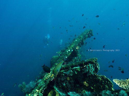 Underwater at Tulamben