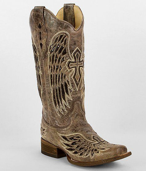 Corral Vintage Wing & Cross Cowboy Boot..LOVE