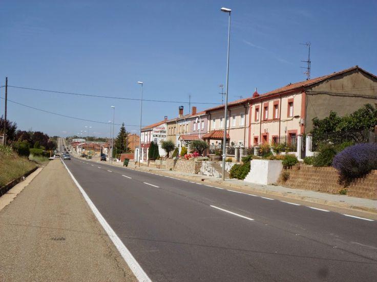 San Miguel del Camino, León, Camino de Santiago