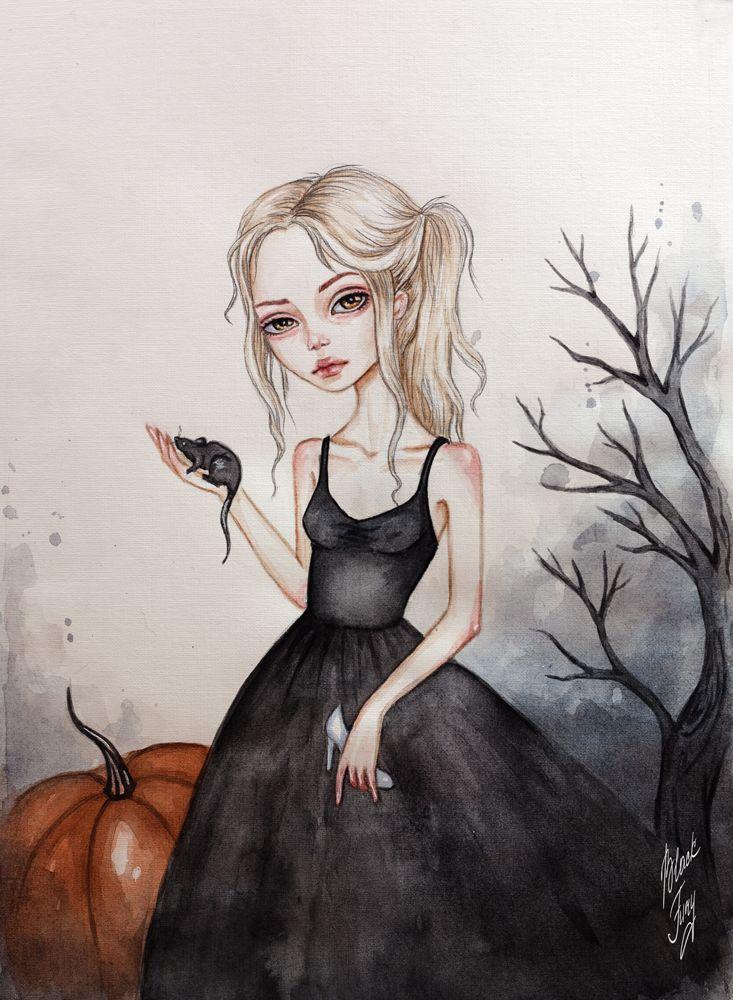 Cinderella by BlackFurya on DeviantArt