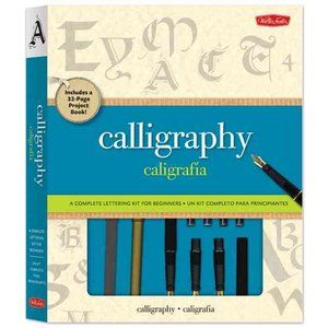 Calligraphy: Project Book for Beginners [With 3 Nibs, 10 Ink Cartridg ...