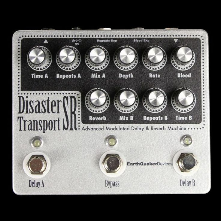 earthquaker devices disaster transport sr delay reverb effects pedal cool pedals. Black Bedroom Furniture Sets. Home Design Ideas