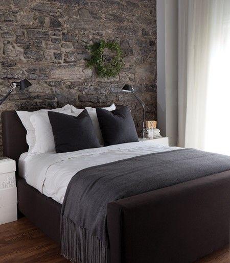 30 best images about 25 des plus belles chambres au for Tendance deco chambre a coucher