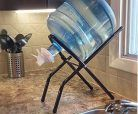 10 Cool 5 Gallon Water Jug Stand