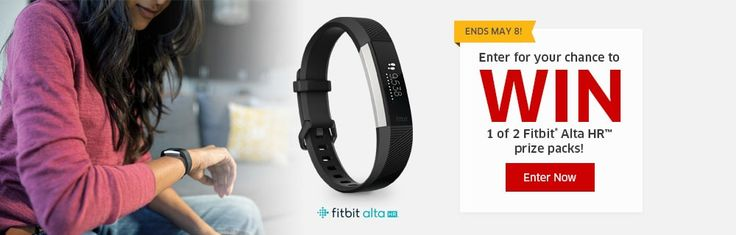 The Source Canada Mothers Day Contest: Enter to Win 1 of 2 Fitbit Alta HR Prize Packs Value $399.98 http://www.lavahotdeals.com/ca/cheap/source-canada-mothers-day-contest-enter-win-1/196680?utm_source=pinterest&utm_medium=rss&utm_campaign=at_lavahotdeals