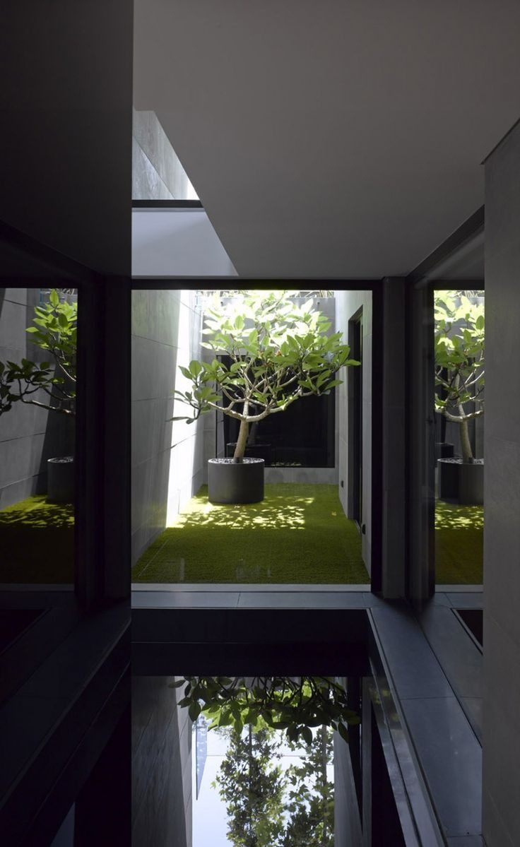 34 best courtyard designs images on pinterest architecture herzelia pituah house by pitsou kedem architect