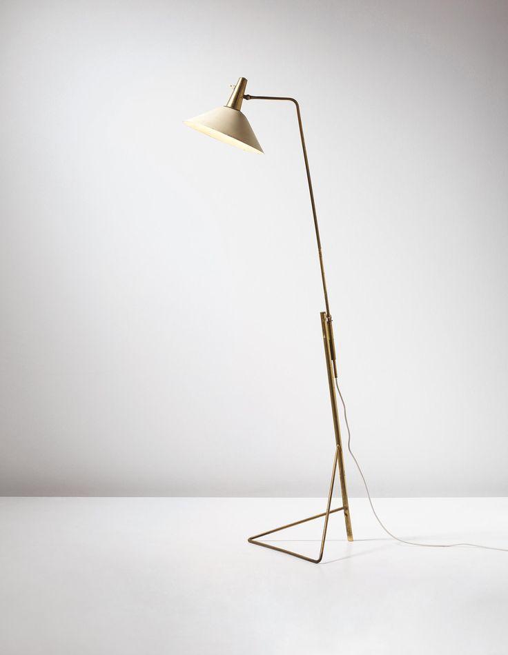 Gino Sarfatti Lamp 1950