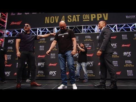 UFC 217 : INSIDE THE OCTAGON - ST- PIERRE VS BISPING
