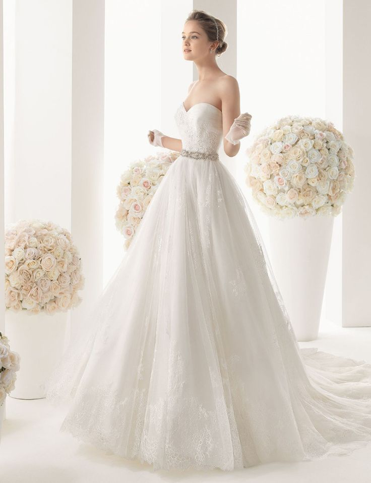 BacklakeGirls 2017 Lace A Line Wedding Dresses Court Train Zipper Back Formal Bride Dress Vestido De Noiva