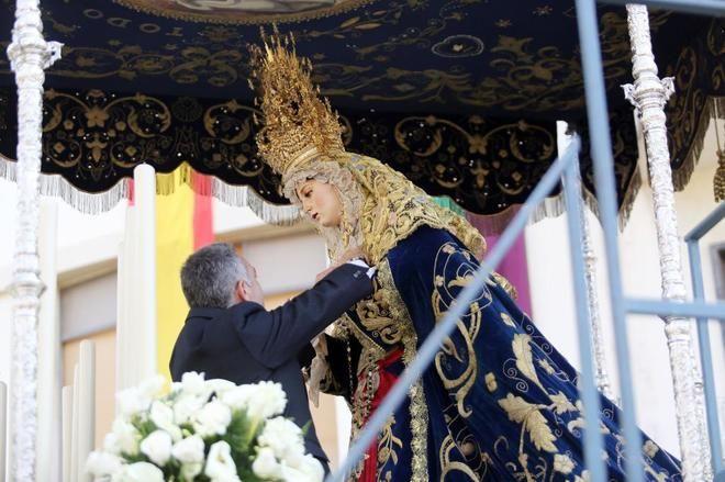 El Tribunal Supremo no revisará la concesión de la medalla policial a la Virgen del Amor